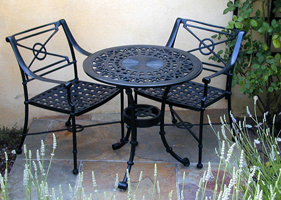 Florentine 28 Bistro Table Set
