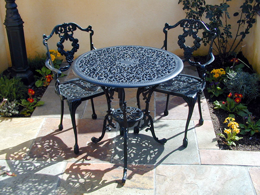 Garden Furniture Traditional english garden furniture & lighting fixtures